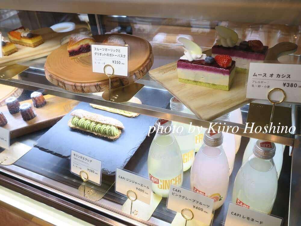 旬穀旬菜、デザート